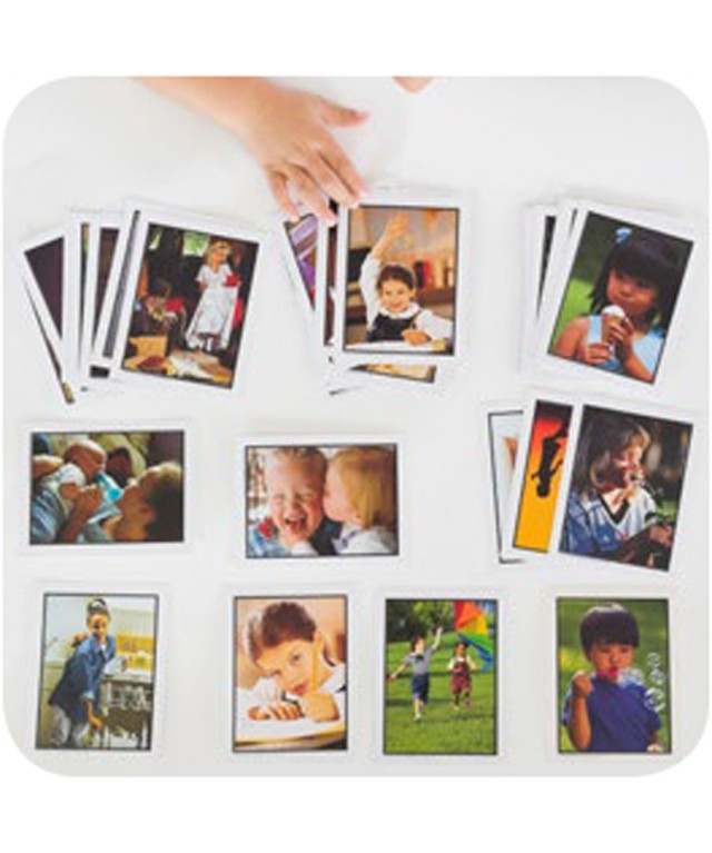 Verbs: Actions Learning Cards | Creative Activity