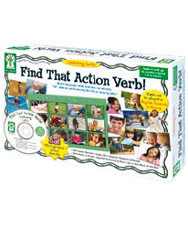 Find that Action Verb