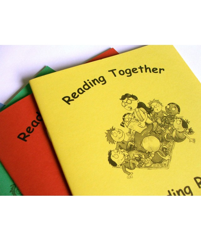 Reading Together Books Green