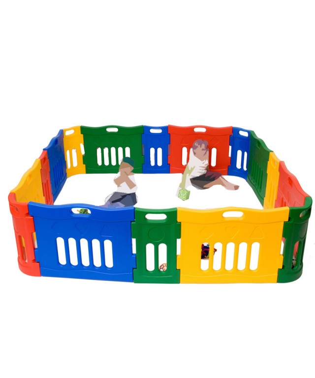 Versatile Playpen Extension