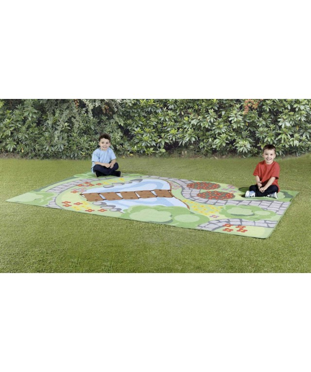 Back to Nature Garden Outdoor Activity Mat