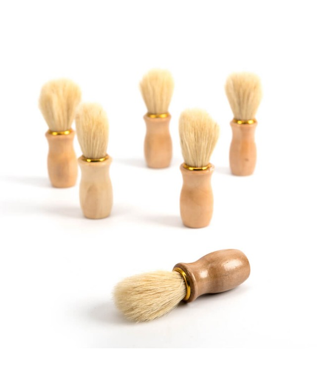 Easygrip Rounded Wooden Handled Paint Brushes