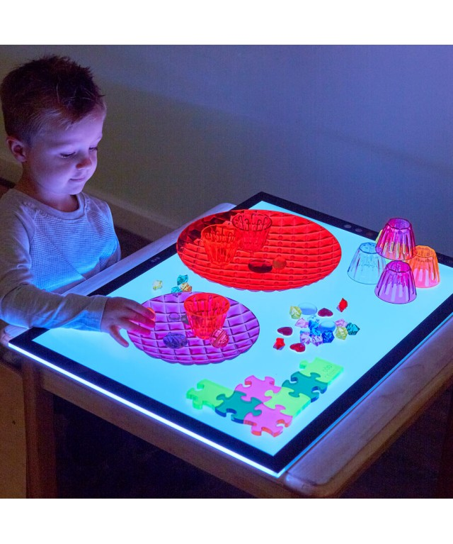 Colour Changing Light Panel A3