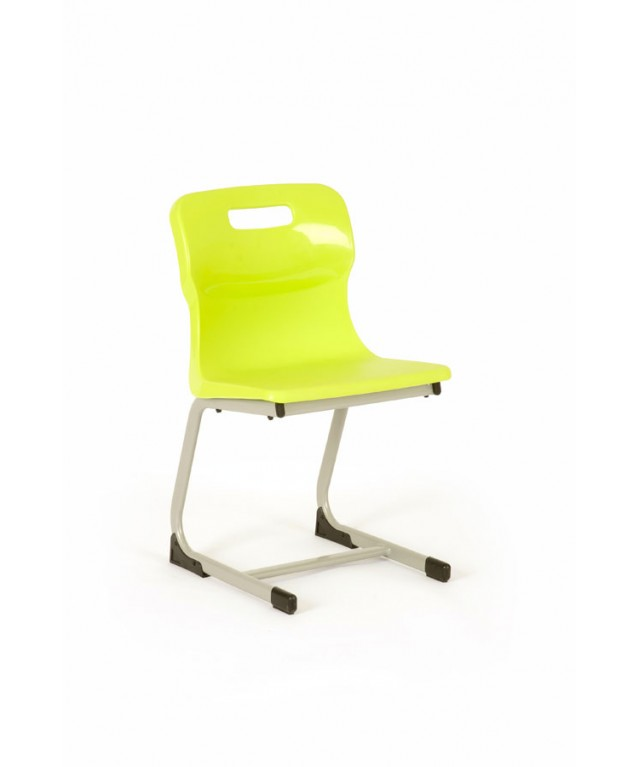 Positive Posture Cantilever Chair