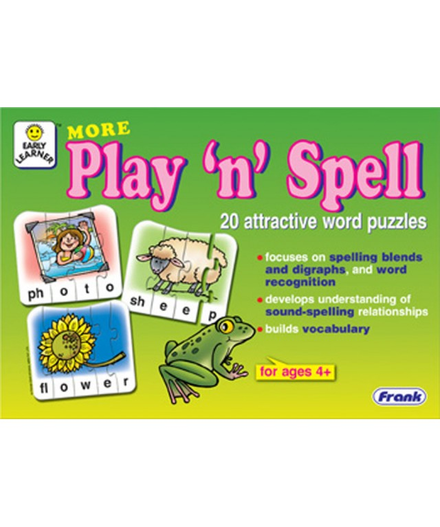 More Play 'n' Spell