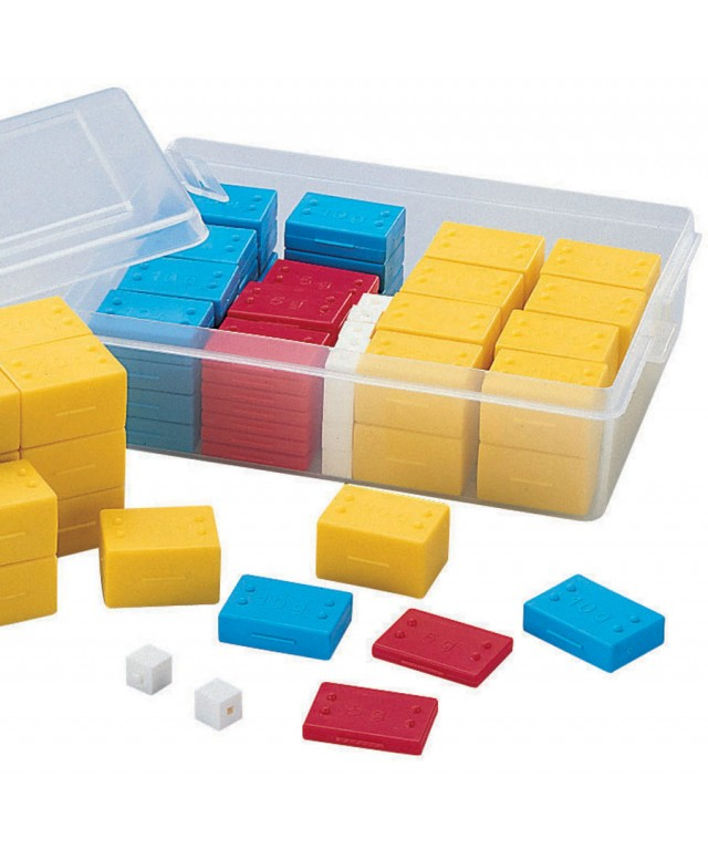 Plastic Weights Set