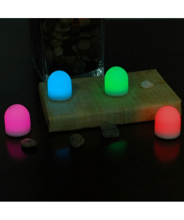 Sensory Mini Light up Domes