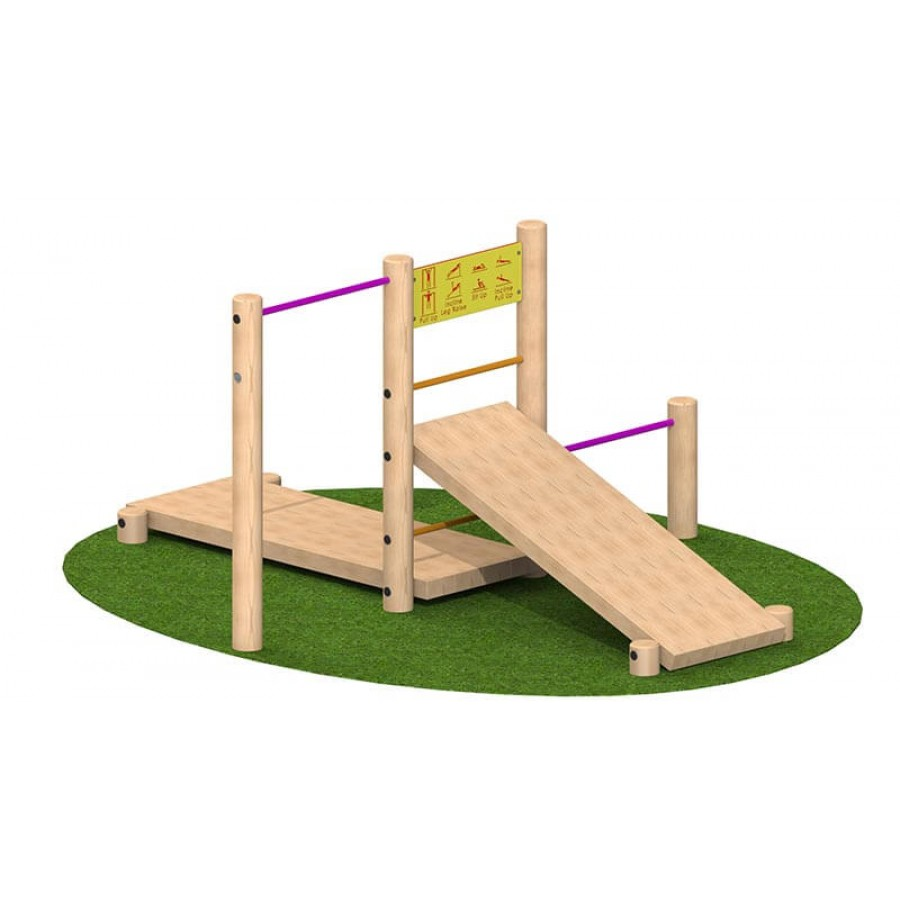 Pull Up Station | Creative Activity